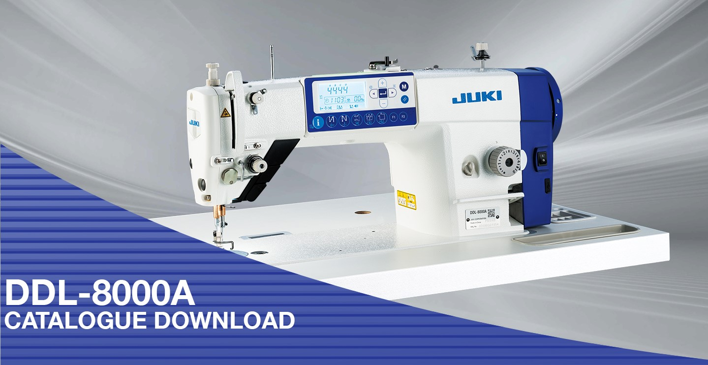 DDL8000A simple series button holing machine juki good price CATALOGUE