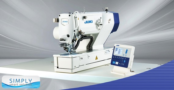 lbh 1790s simple series button holing machine juki good price